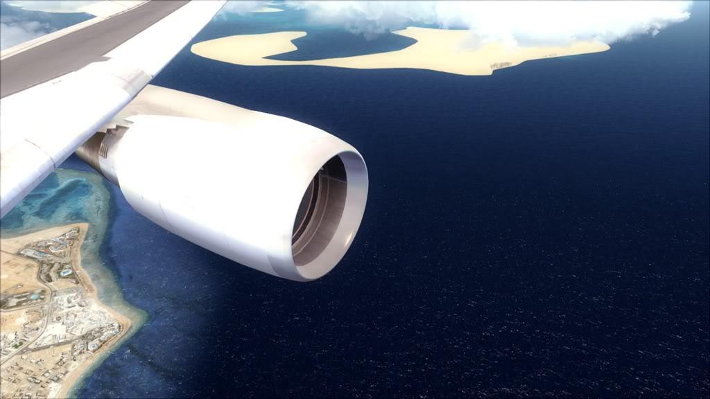 Thomsonfly->East Midlands - Sharm El Sheikh EGNX-HESH13