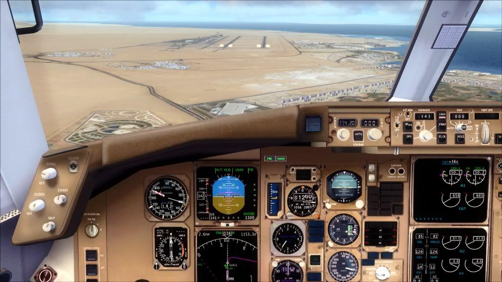 Thomsonfly->East Midlands - Sharm El Sheikh EGNX-HESH14