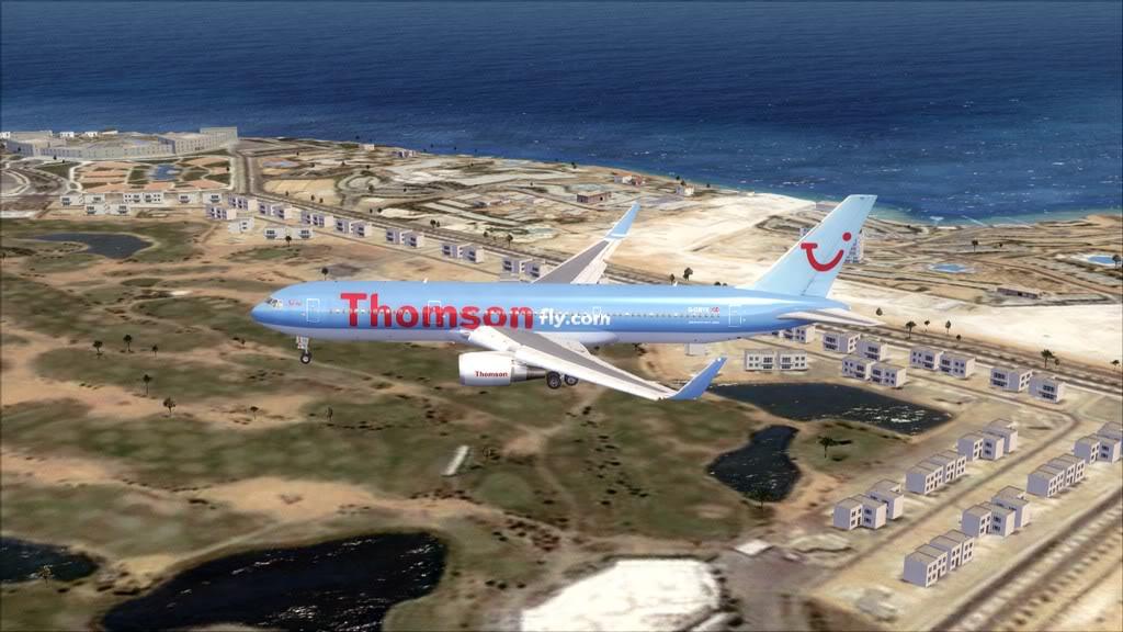 Thomsonfly->East Midlands - Sharm El Sheikh EGNX-HESH16
