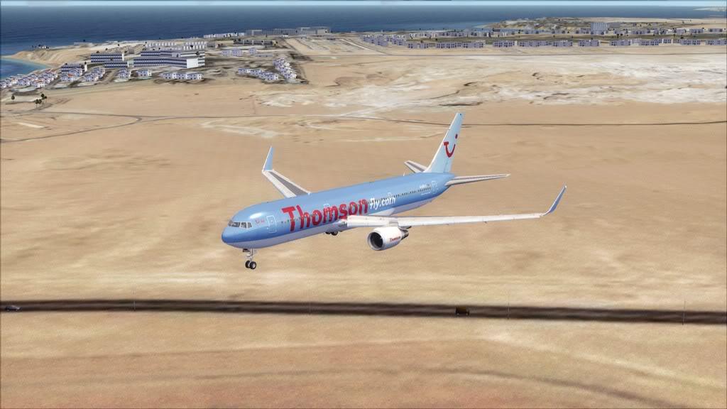 Thomsonfly->East Midlands - Sharm El Sheikh EGNX-HESH17