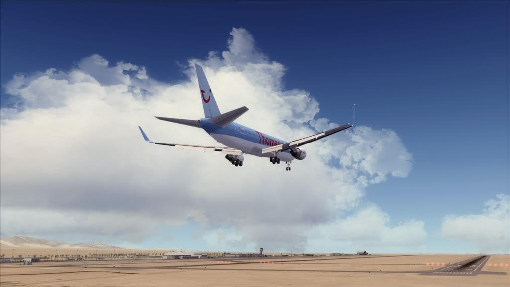 Thomsonfly->East Midlands - Sharm El Sheikh EGNX-HESH19