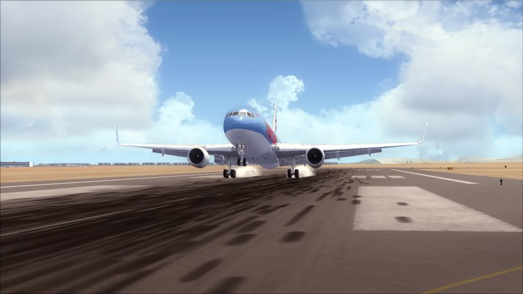 Thomsonfly->East Midlands - Sharm El Sheikh EGNX-HESH20