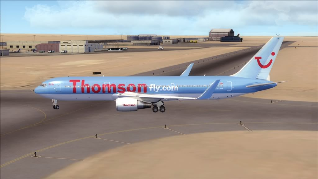 Thomsonfly->East Midlands - Sharm El Sheikh EGNX-HESH21