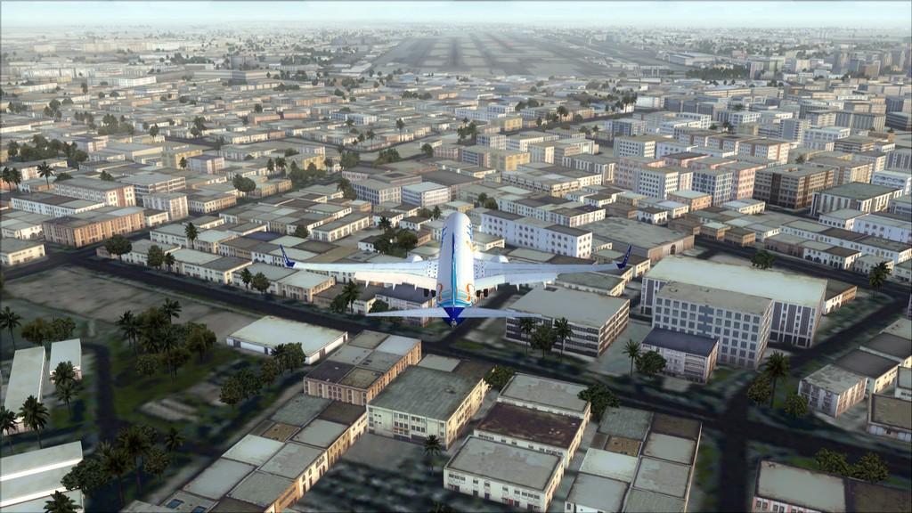 Fly Dubai -> HESH - OMDB HESH-OMDB22