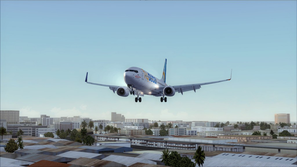 Fly Dubai -> HESH - OMDB HESH-OMDB24