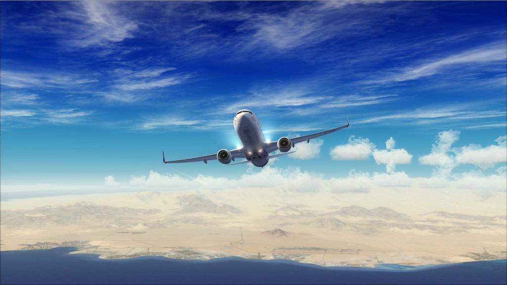 Fly Dubai -> HESH - OMDB HESH-OMDB9
