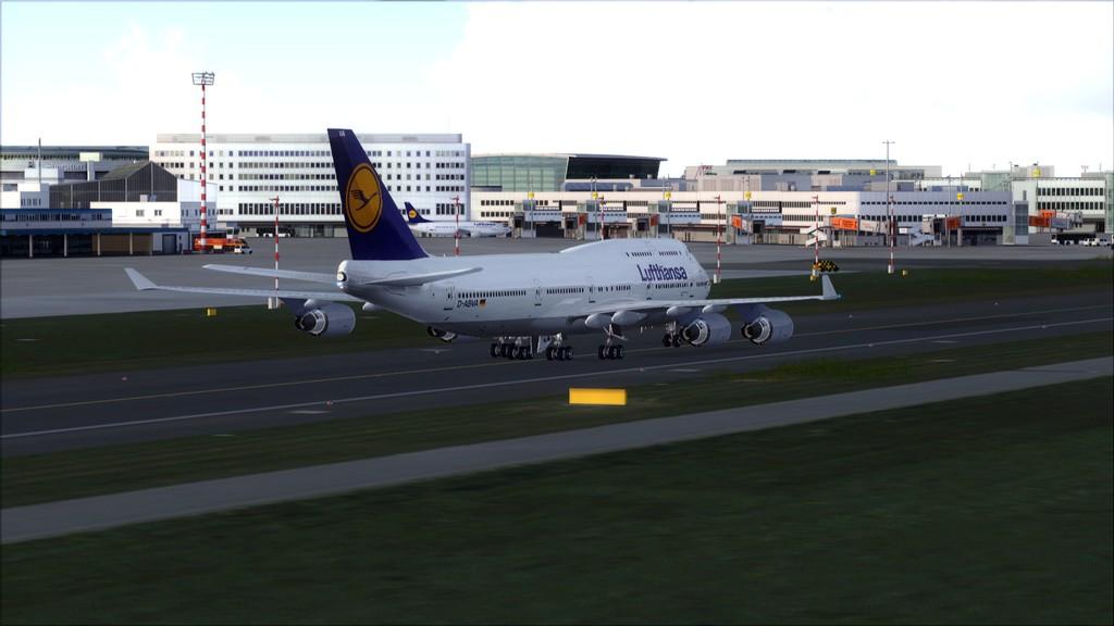 B744 Lufthansa->Bate e Volta EDDL-OMDB OMDB-EDDL12