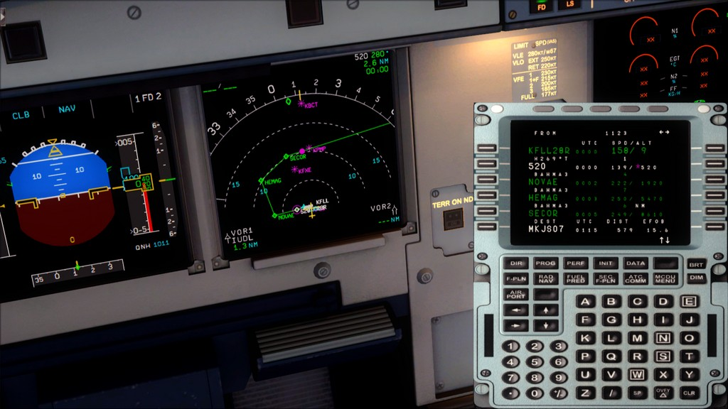 Air Jamaica A320 -> KFLL-MKJS KFLL-MKJS1