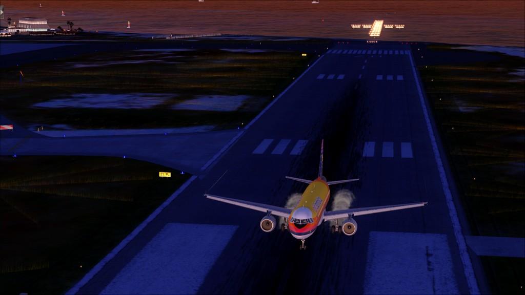 Air Jamaica A320 -> KFLL-MKJS KFLL-MKJS16
