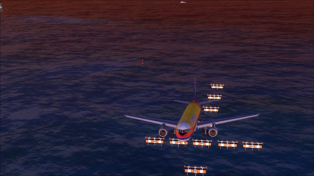 Air Jamaica A320 -> KFLL-MKJS KFLL-MKJS161