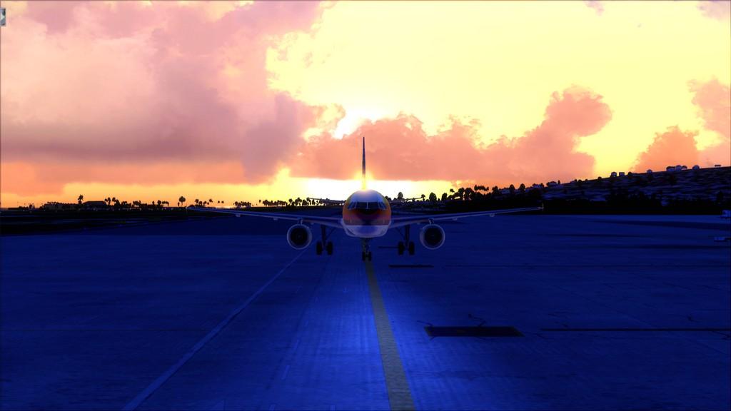 Air Jamaica A320 -> KFLL-MKJS KFLL-MKJS18