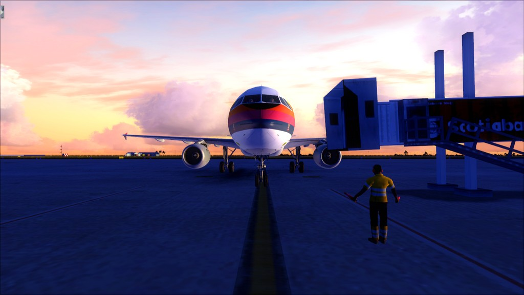 Air Jamaica A320 -> KFLL-MKJS KFLL-MKJS20