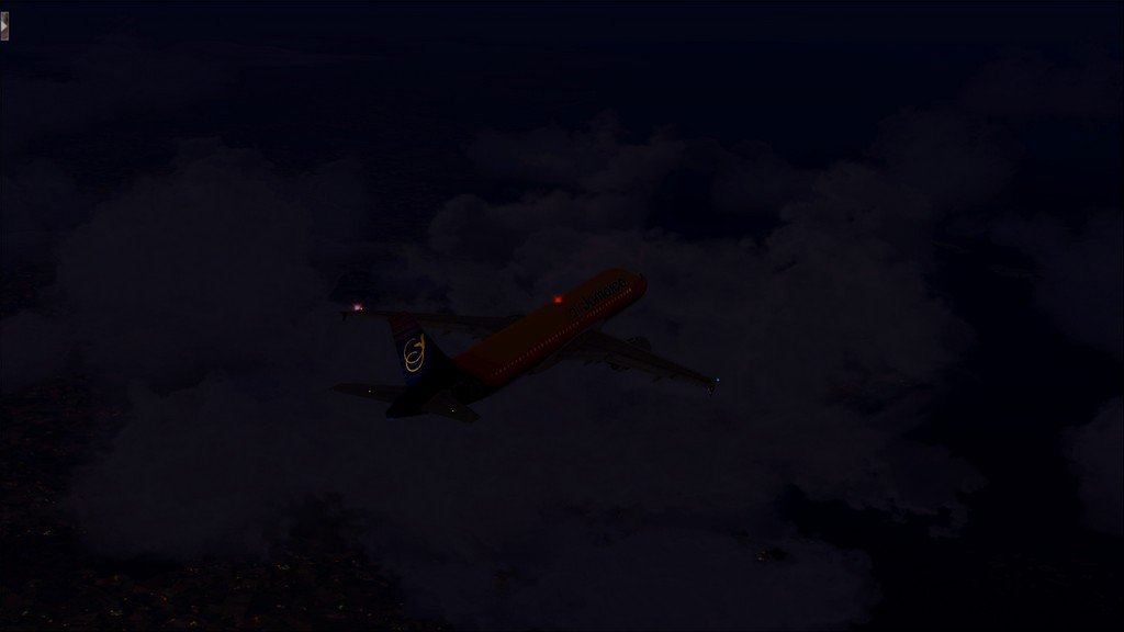 Air Jamaica A320 -> KFLL-MKJS KFLL-MKJS8