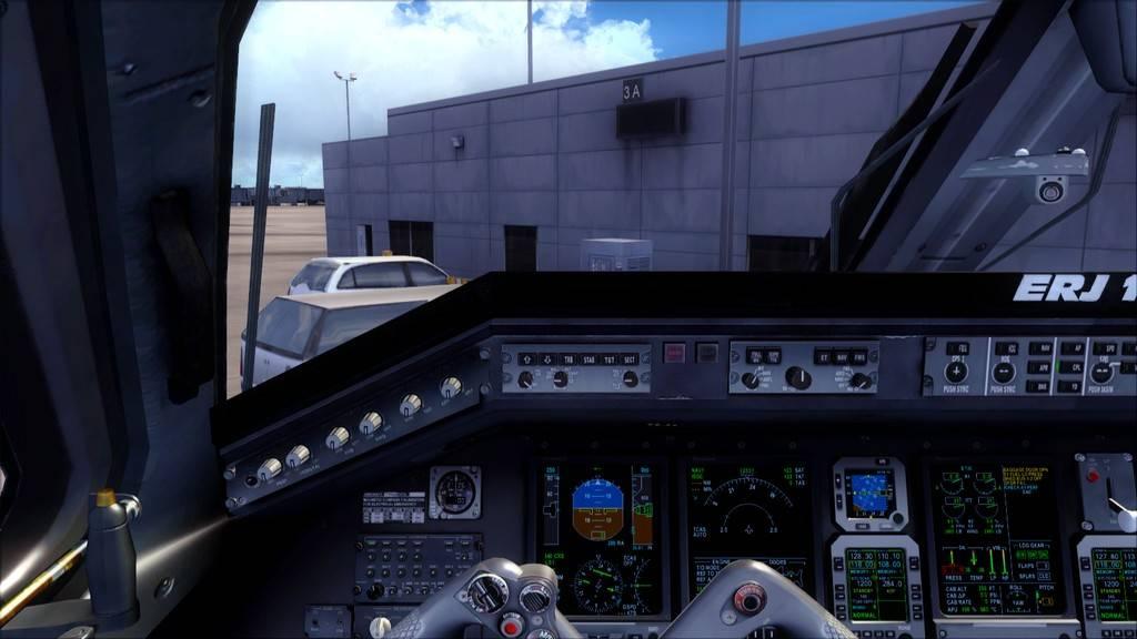 American Eagle ERJ-145-> KIAD-KJFK KIAD-KJFK1