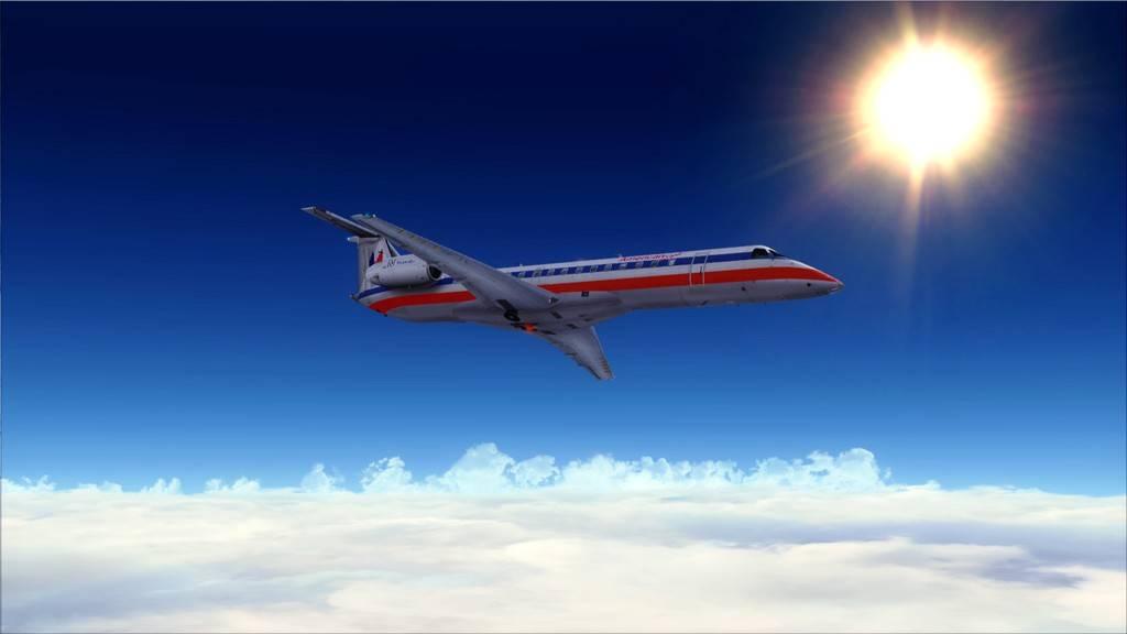 American Eagle ERJ-145-> KIAD-KJFK KIAD-KJFK15