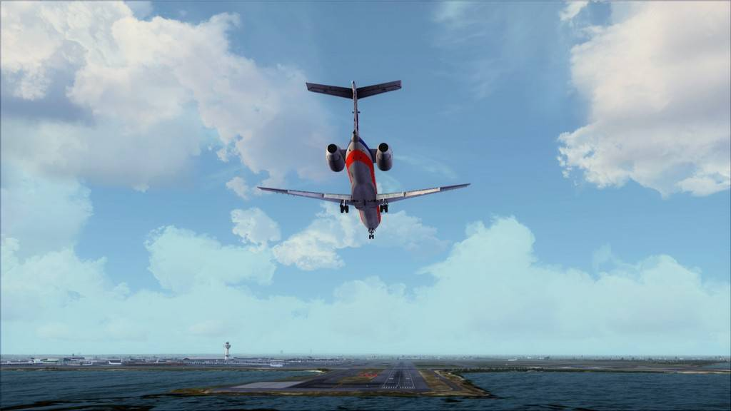 American Eagle ERJ-145-> KIAD-KJFK KIAD-KJFK19