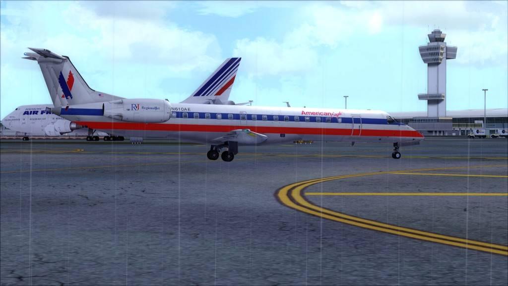 American Eagle ERJ-145-> KIAD-KJFK KIAD-KJFK20