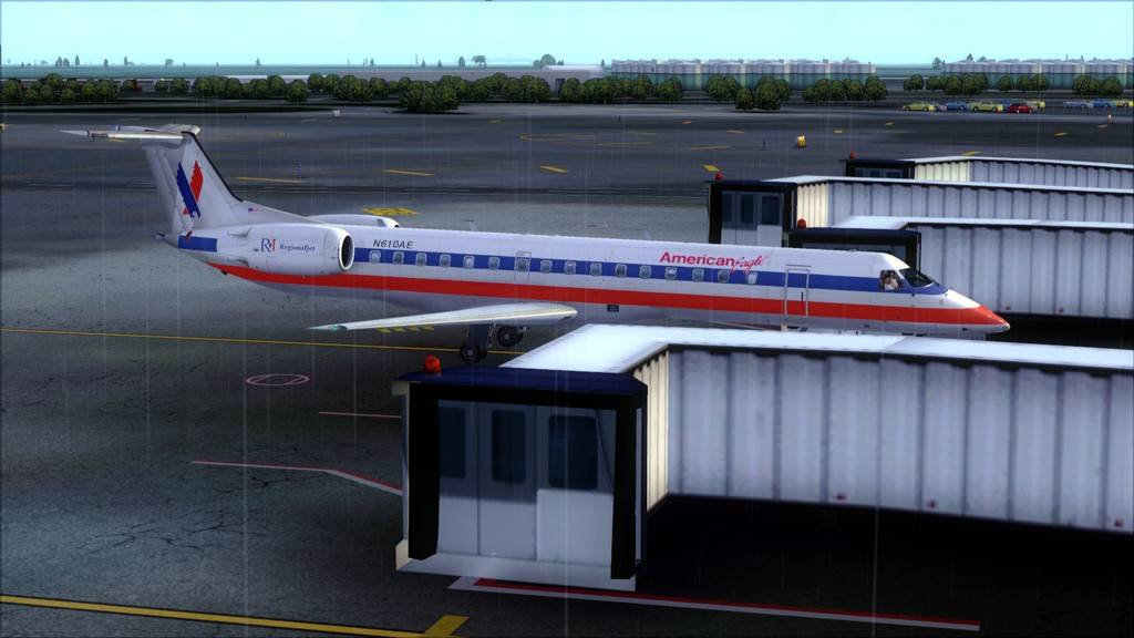 American Eagle ERJ-145-> KIAD-KJFK KIAD-KJFK23