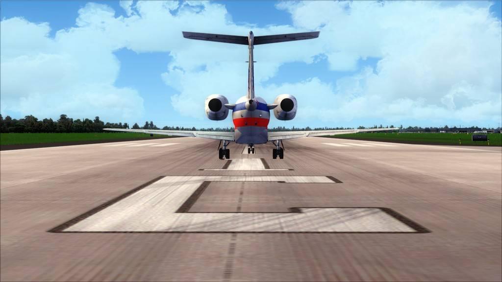 American Eagle ERJ-145-> KIAD-KJFK KIAD-KJFK8
