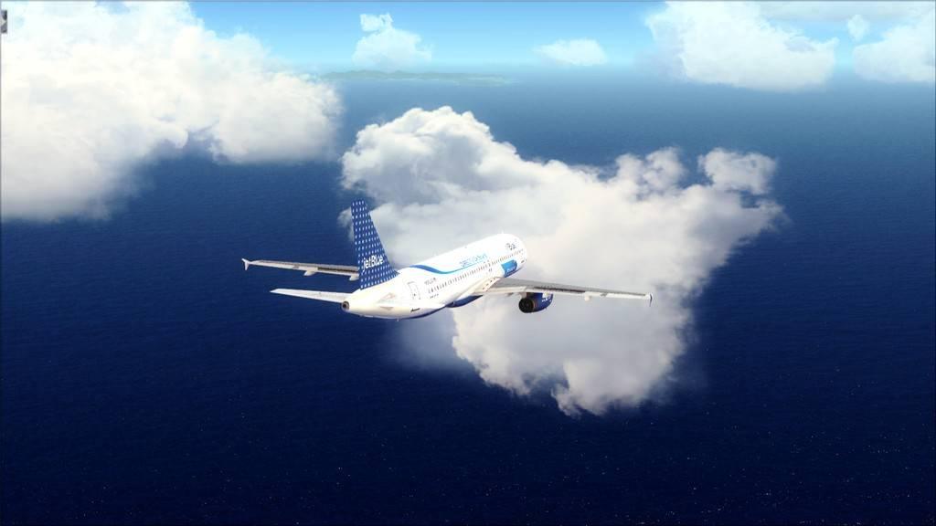 JetBlue->John F Kennedy/N. York - Princess Juliana/St Maarten KJFK-TNCM13