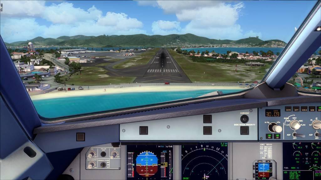 JetBlue->John F Kennedy/N. York - Princess Juliana/St Maarten KJFK-TNCM18