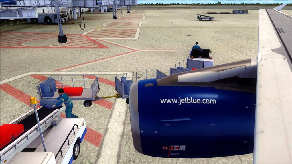 JetBlue->John F Kennedy/N. York - Princess Juliana/St Maarten KJFK-TNCM2