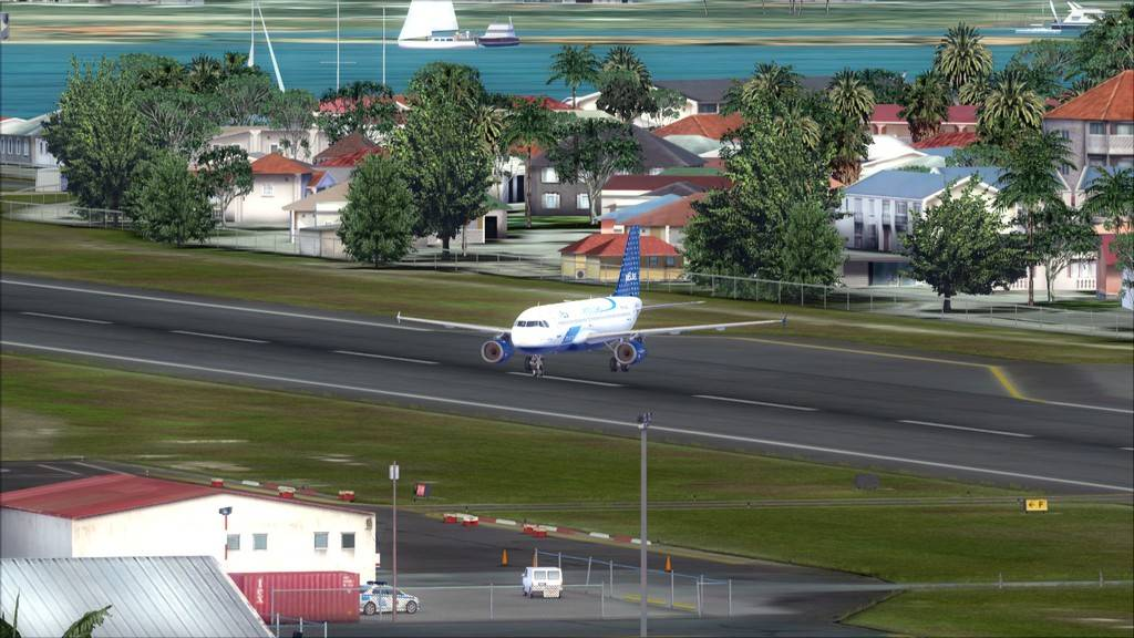 JetBlue->John F Kennedy/N. York - Princess Juliana/St Maarten KJFK-TNCM20