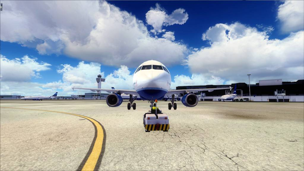 JetBlue->John F Kennedy/N. York - Princess Juliana/St Maarten KJFK-TNCM4