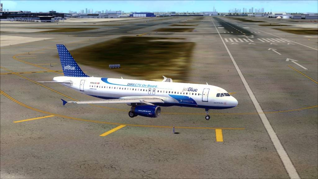 JetBlue->John F Kennedy/N. York - Princess Juliana/St Maarten KJFK-TNCM5