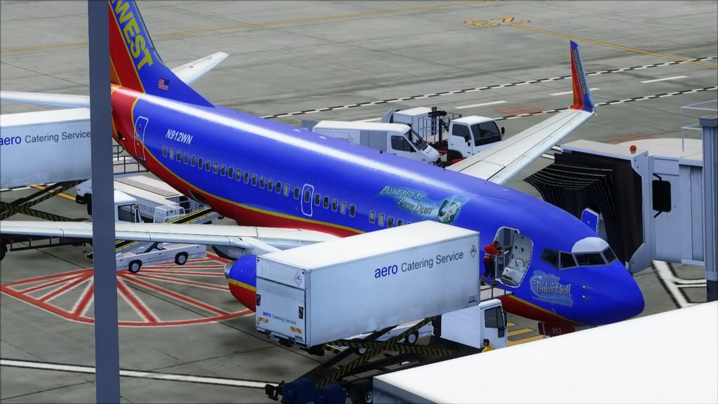 Southwest-> Las Vegas/KLAS - San Francisco/KSFO KLAS-KSFO