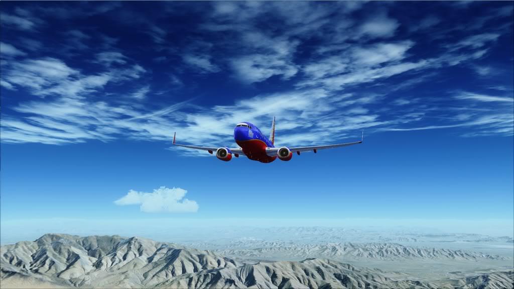 Southwest-> Las Vegas/KLAS - San Francisco/KSFO KLAS-KSFO11
