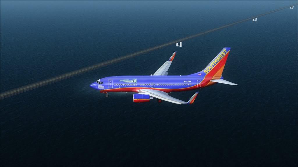 Southwest-> Las Vegas/KLAS - San Francisco/KSFO KLAS-KSFO14