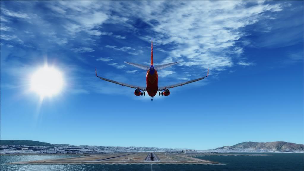 Southwest-> Las Vegas/KLAS - San Francisco/KSFO KLAS-KSFO17