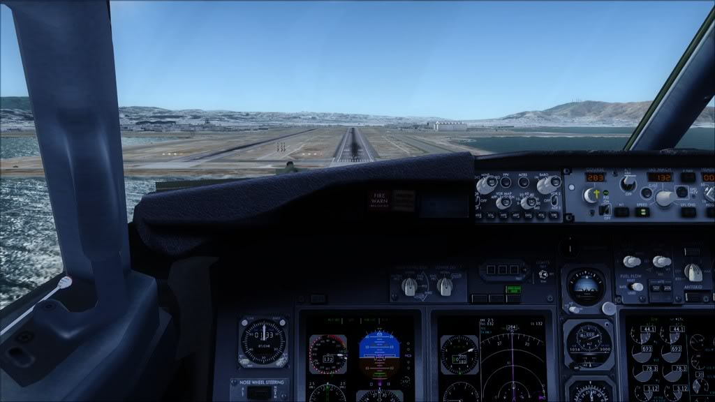 Southwest-> Las Vegas/KLAS - San Francisco/KSFO KLAS-KSFO18
