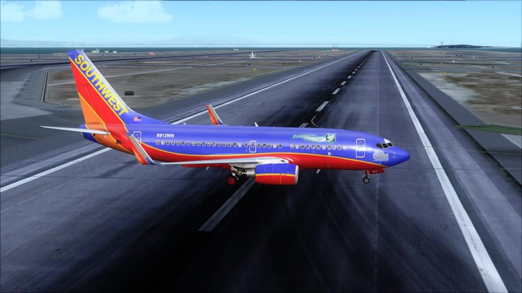 Southwest-> Las Vegas/KLAS - San Francisco/KSFO KLAS-KSFO20