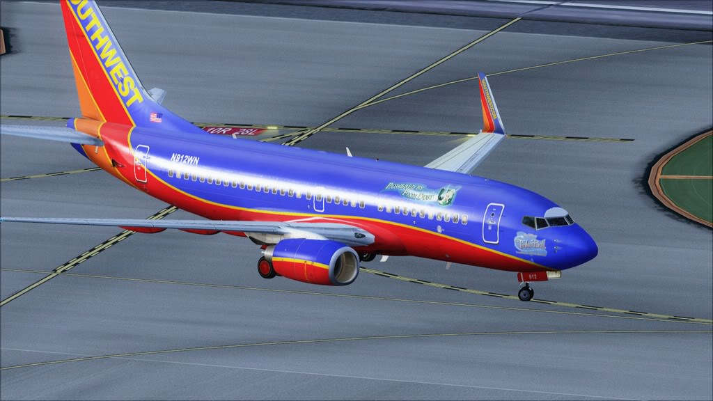 Southwest-> Las Vegas/KLAS - San Francisco/KSFO KLAS-KSFO22
