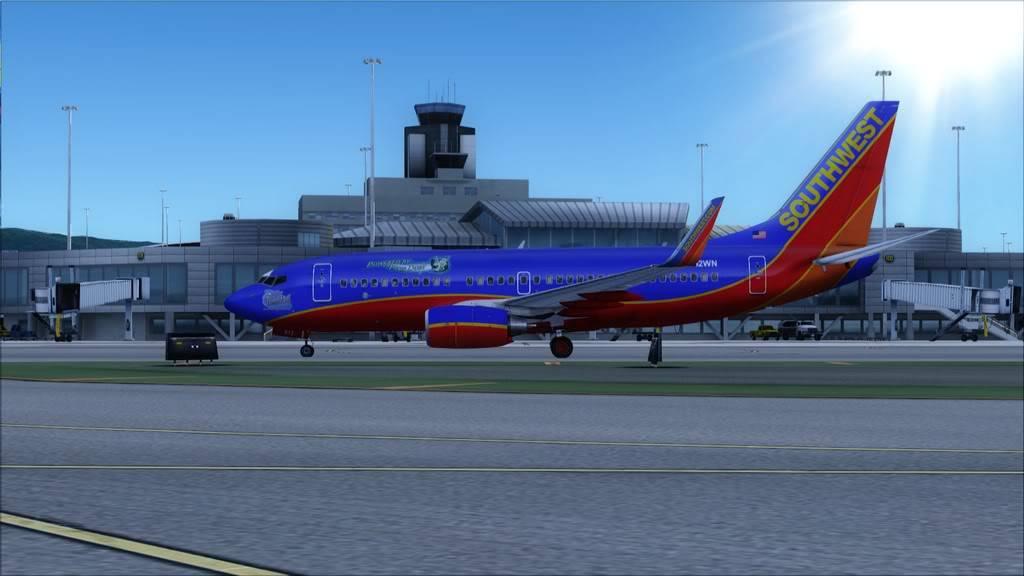 Southwest-> Las Vegas/KLAS - San Francisco/KSFO KLAS-KSFO23