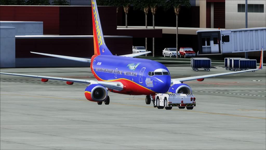 Southwest-> Las Vegas/KLAS - San Francisco/KSFO KLAS-KSFO3