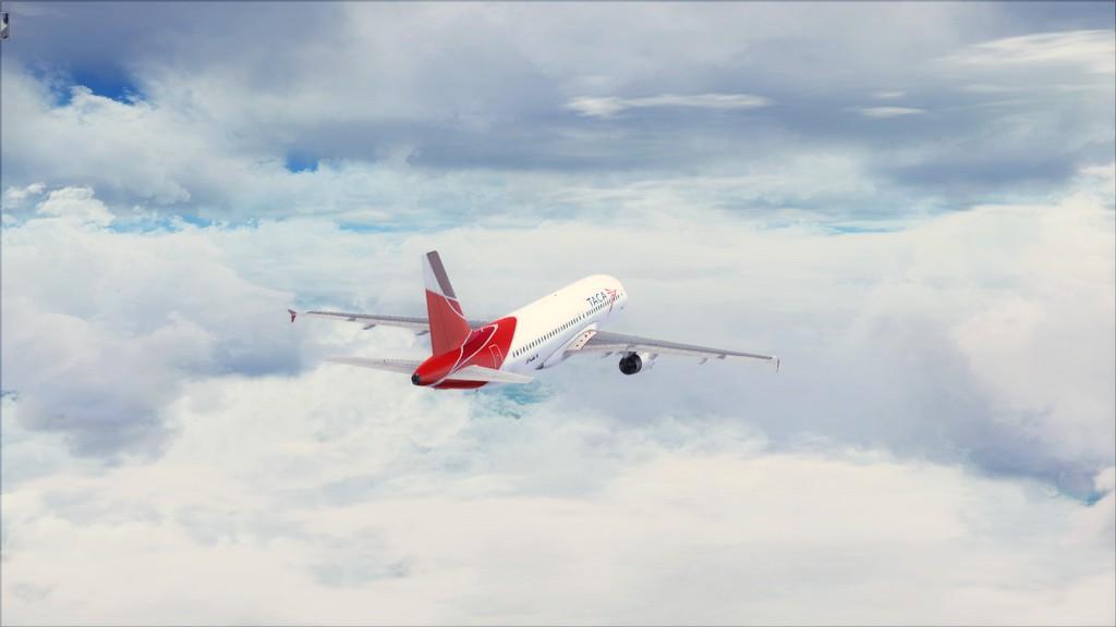TACA Airlines-> Miami Int'l(KMIA)- Toncontin(MHTG) KMIA-MHTG14