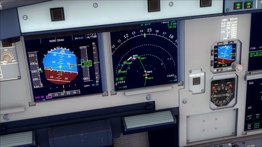 TACA Airlines-> Miami Int'l(KMIA)- Toncontin(MHTG) KMIA-MHTG16
