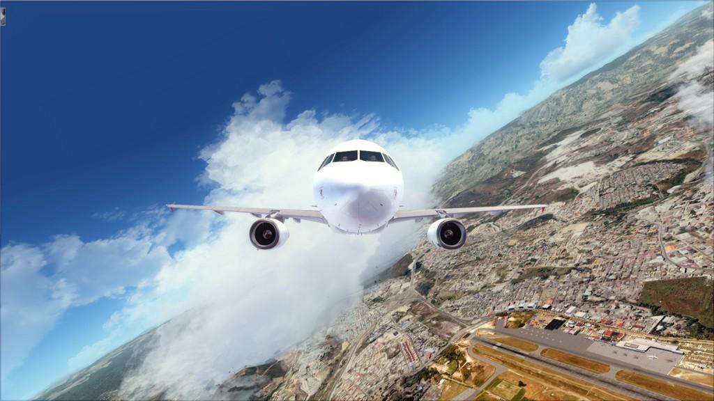 TACA Airlines-> Miami Int'l(KMIA)- Toncontin(MHTG) KMIA-MHTG18