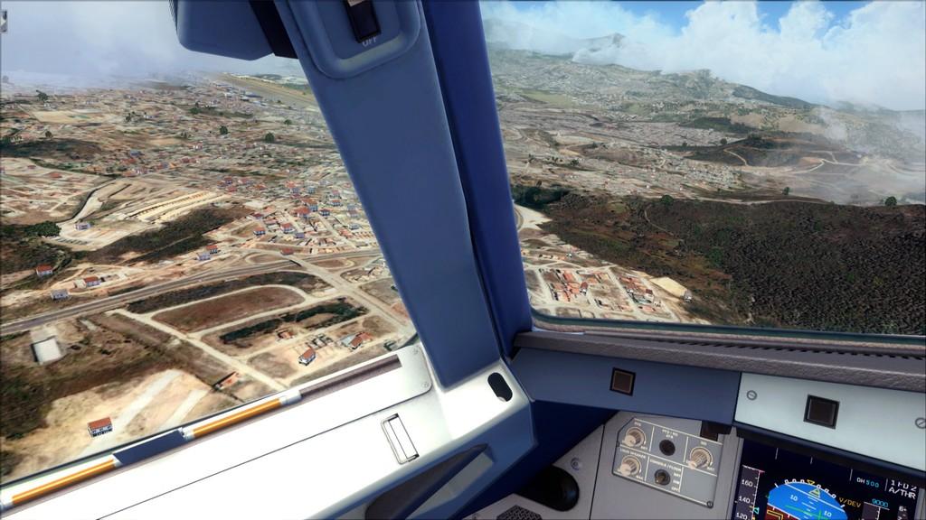 TACA Airlines-> Miami Int'l(KMIA)- Toncontin(MHTG) KMIA-MHTG19