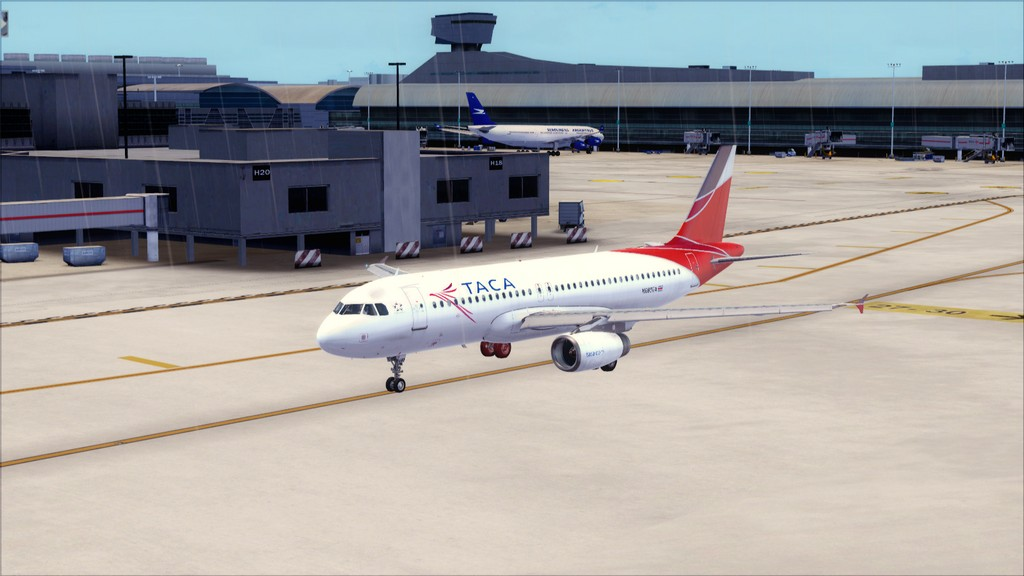 TACA Airlines-> Miami Int'l(KMIA)- Toncontin(MHTG) KMIA-MHTG2