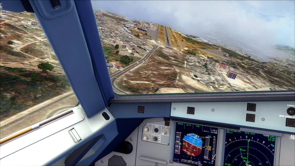 TACA Airlines-> Miami Int'l(KMIA)- Toncontin(MHTG) KMIA-MHTG21