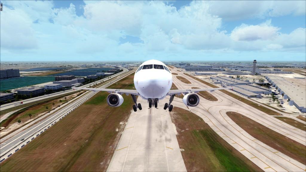 TACA Airlines-> Miami Int'l(KMIA)- Toncontin(MHTG) KMIA-MHTG8