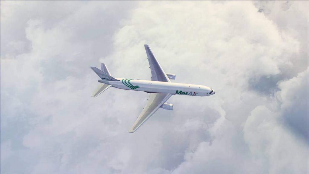 Mas Air B767-F -->KMIA/MMMX KMIA-MMMX11