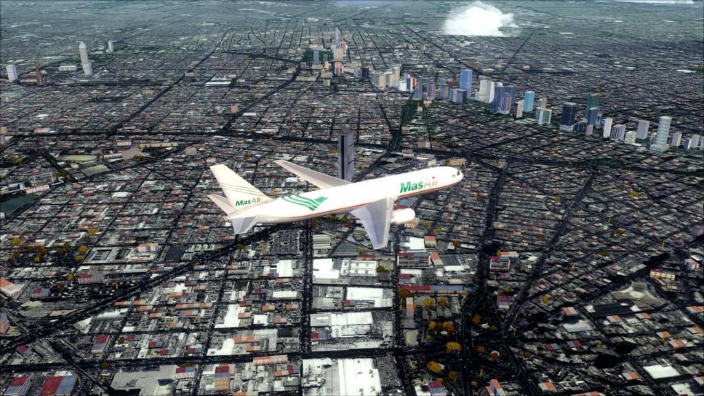 Mas Air B767-F -->KMIA/MMMX KMIA-MMMX12