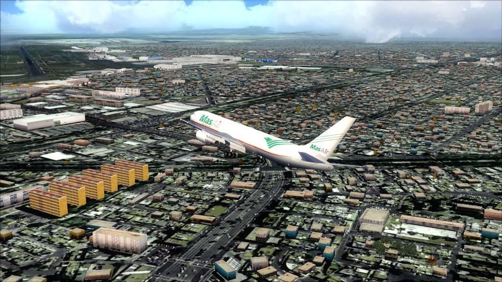 Mas Air B767-F -->KMIA/MMMX KMIA-MMMX13