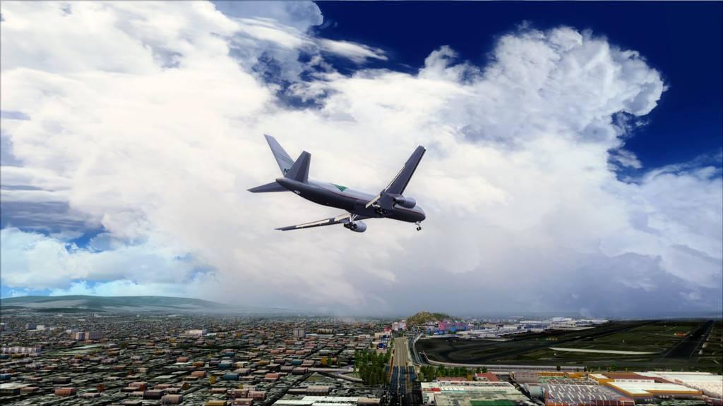 Mas Air B767-F -->KMIA/MMMX KMIA-MMMX14