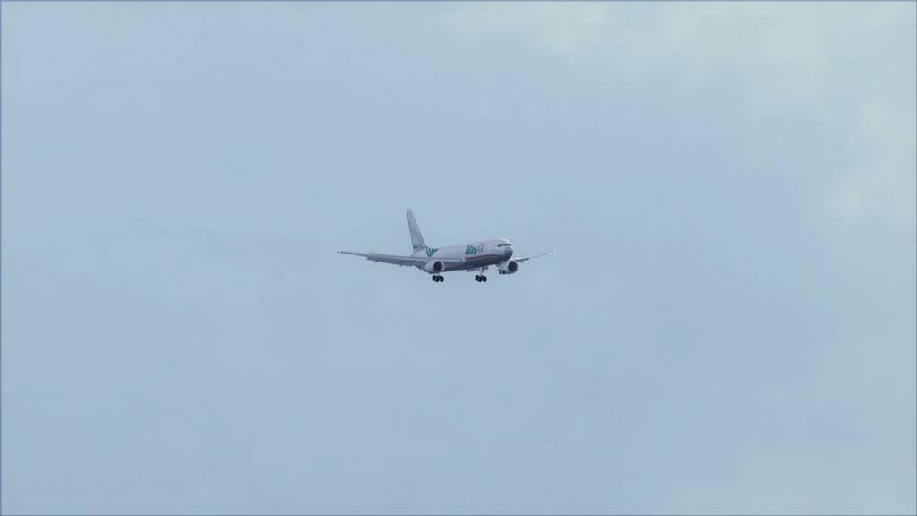 Mas Air B767-F -->KMIA/MMMX KMIA-MMMX15